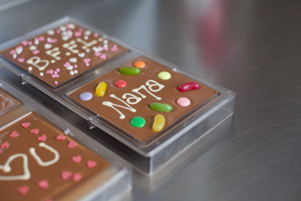 I Should Coco chocolate bars