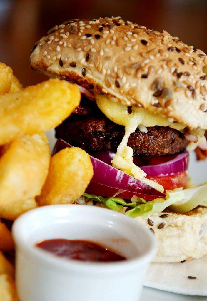 Onshore Burger
