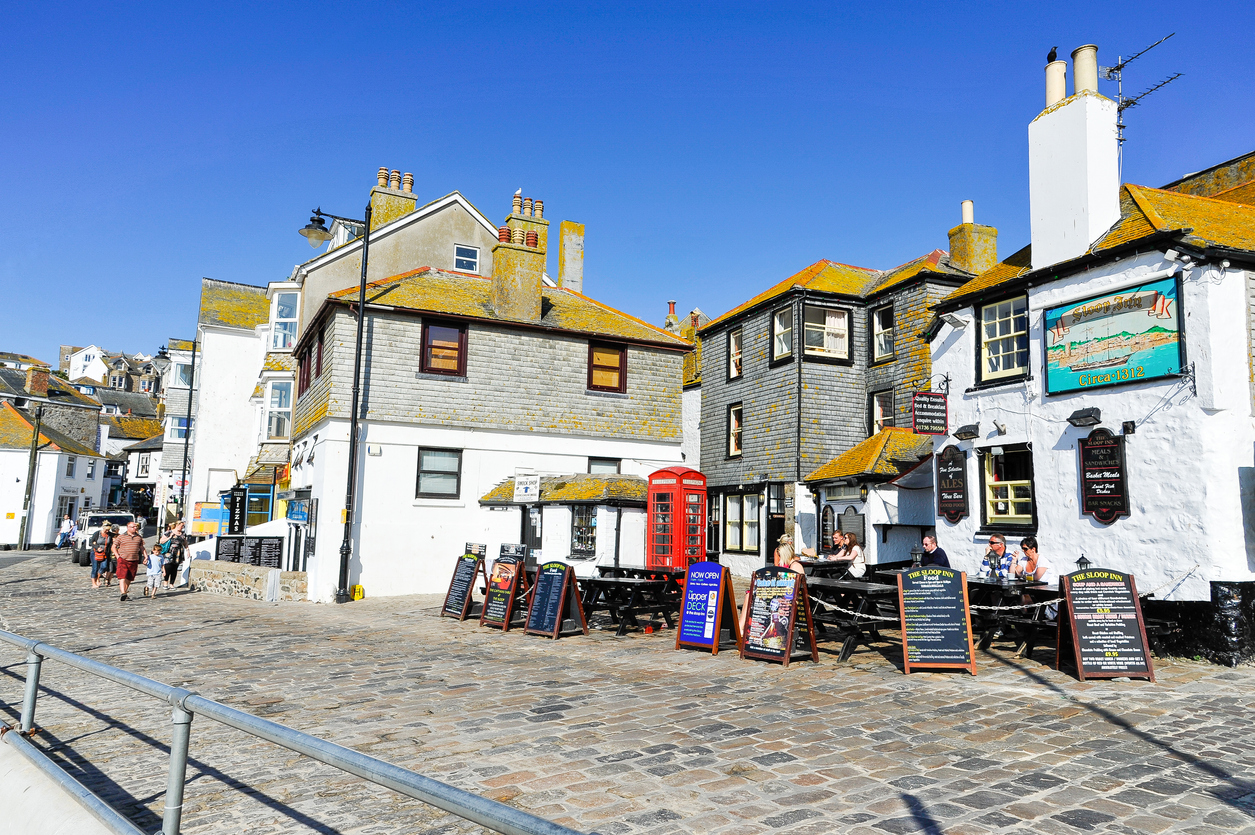 Best Pubs in St Ives