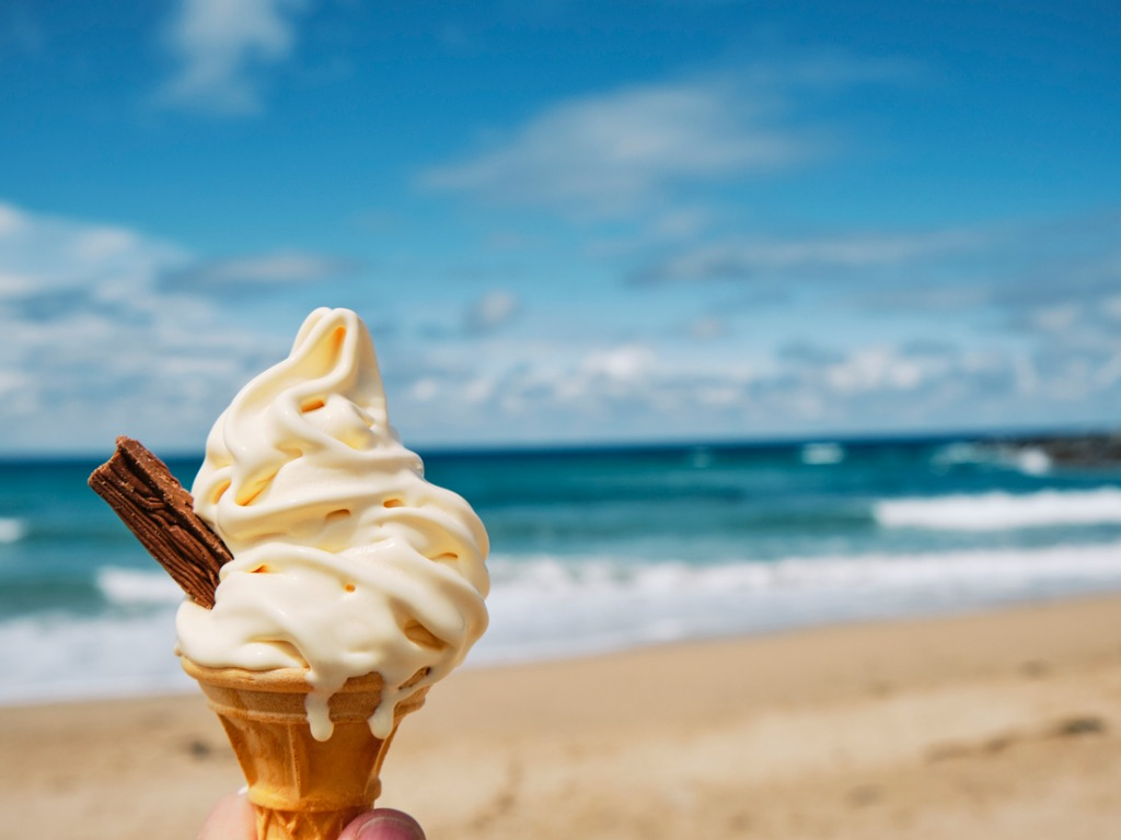the Best Ice Cream Parlours in Cornwall