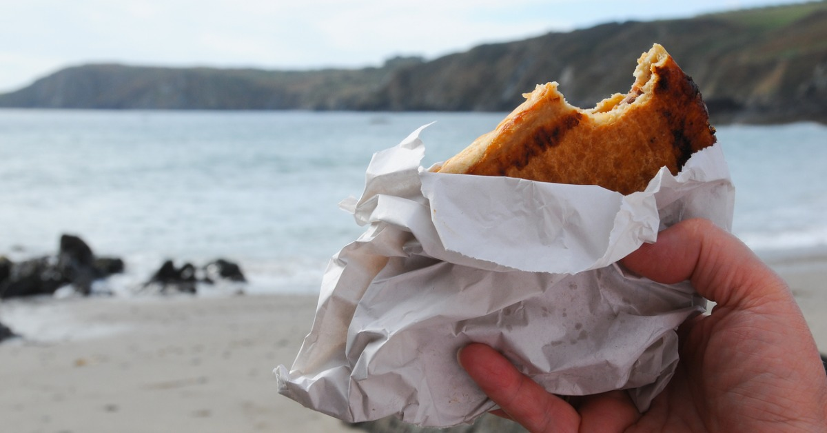 Best Pasty in Cornwall