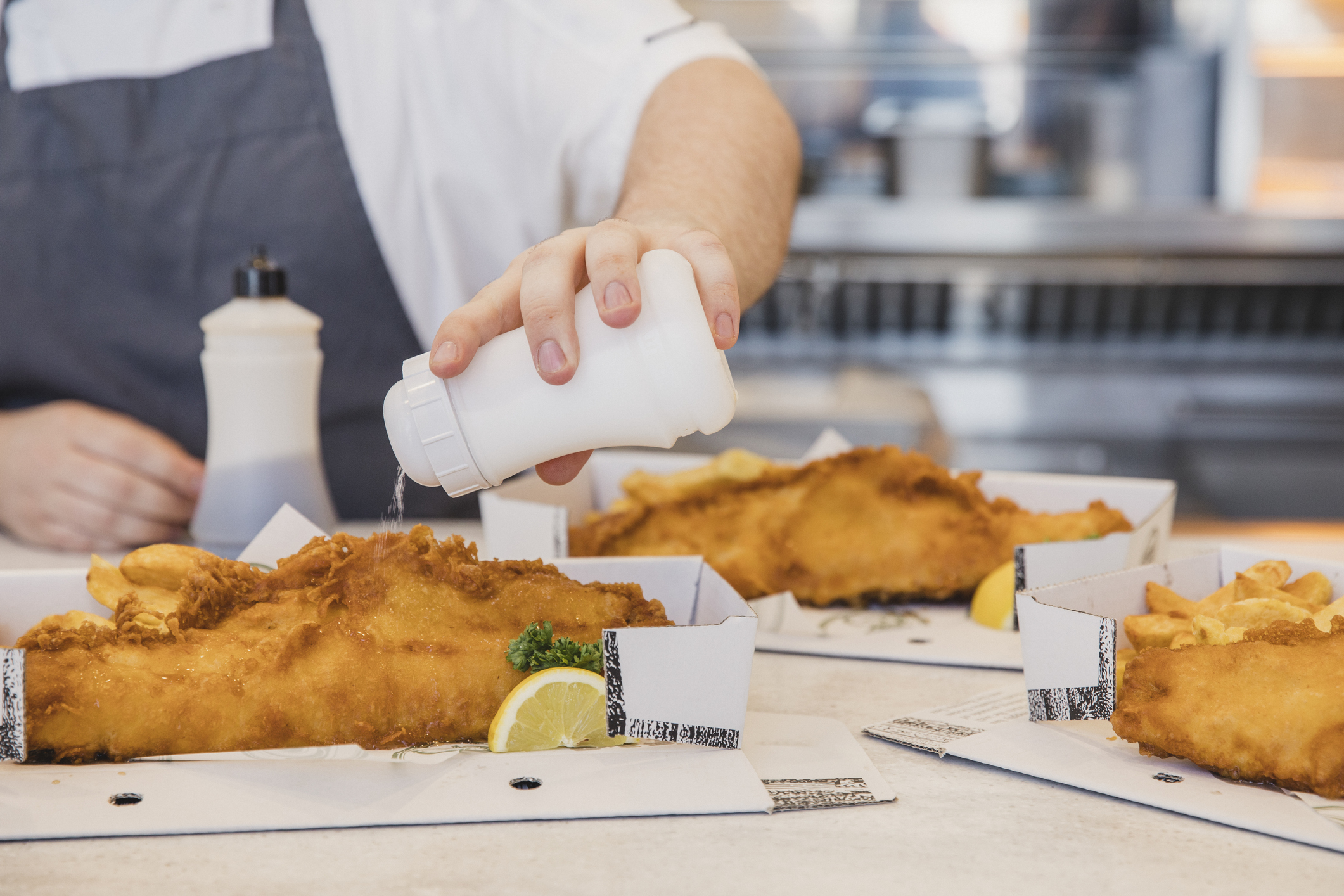 best fish and chips in cornwall