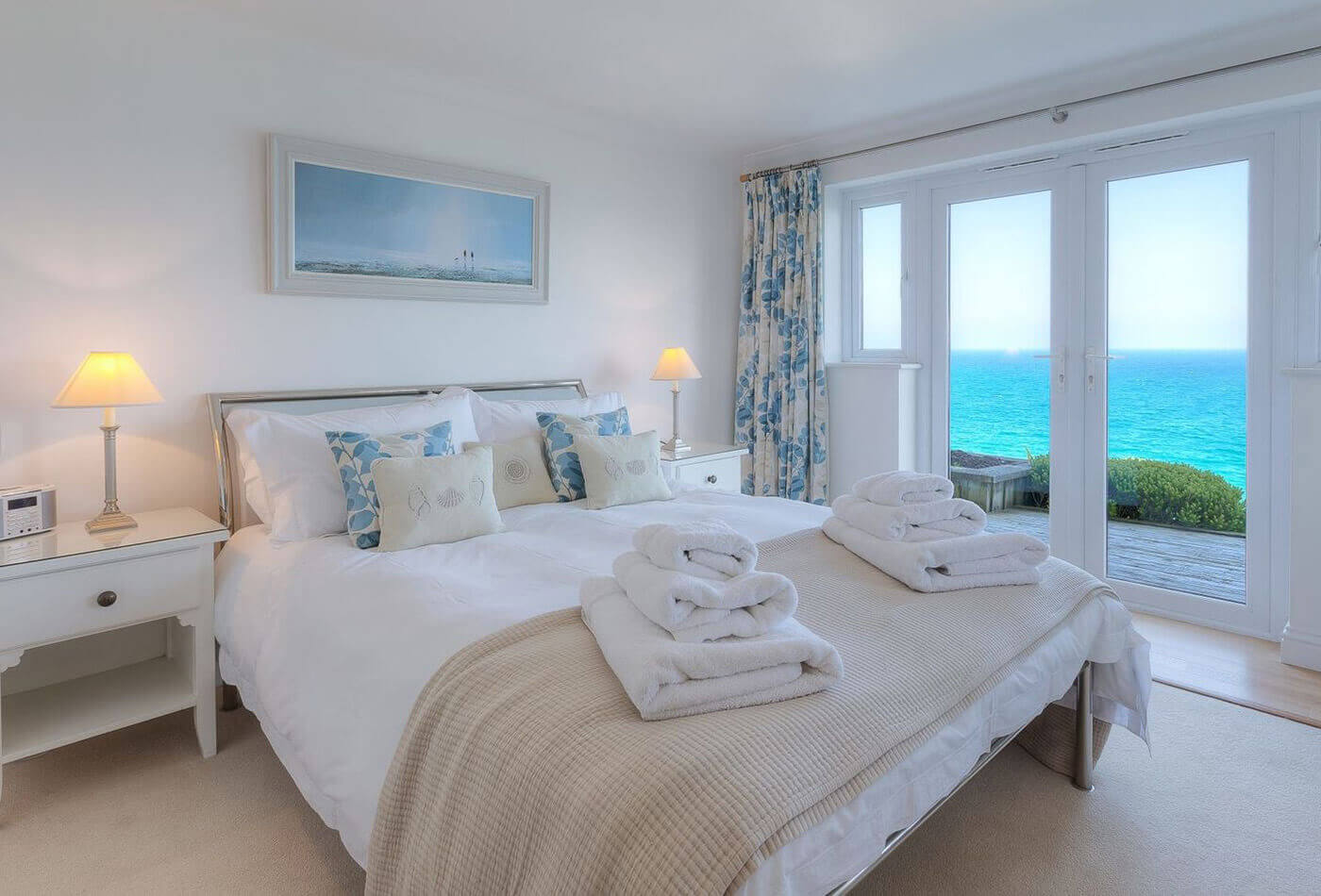 cornish brands, styling your holiday home